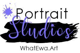 Portrait-Studios – WhatEwa.Art Logo